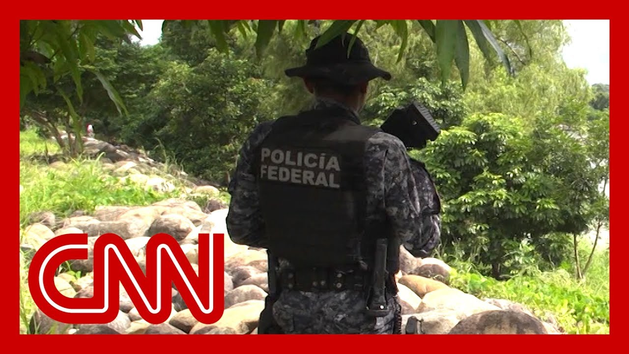 CNN:Mexican troop deployment falling short of promise
