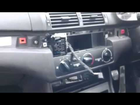bmw e46 bluetooth aux install youtube. Black Bedroom Furniture Sets. Home Design Ideas