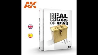 AK Interactive : Real Colors of WWII : Product Review