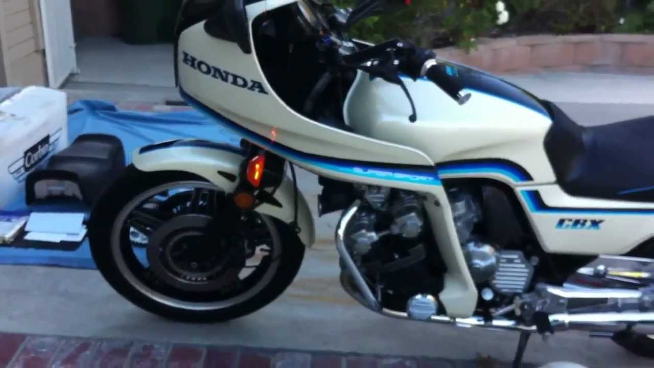 1982 honda cbx 1000 motorcycle for sale youtube. Black Bedroom Furniture Sets. Home Design Ideas