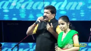 Vaikom Vijayalakshmi's stunning performance at Hridaya Raagam