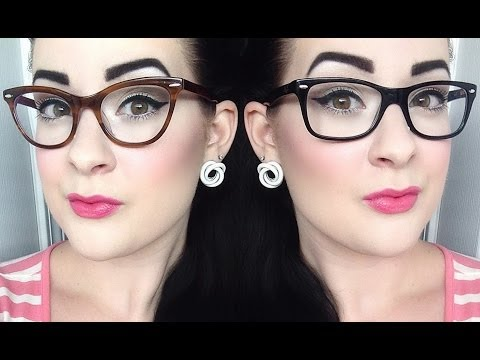 Ray Ban Cat Eye Eyeglasses