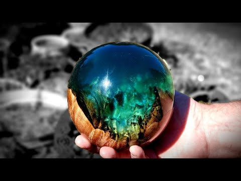 woodturning---hybrid-sphere