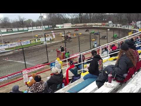 Port City Raceway 3/14/20 NOW 600 Non-Wing Heat 2