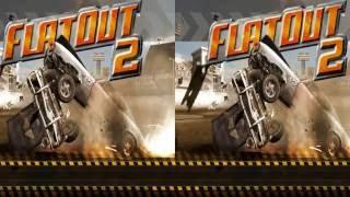 FlatOut 2 Прохождение в 3d (#1)