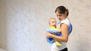 видео Слинги: за и против | Идеи для мам и малюток