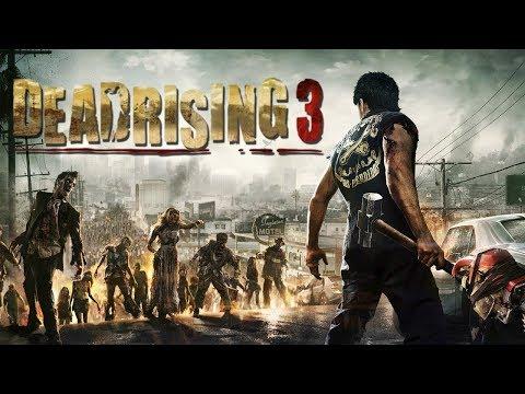 Фильм Восставшие Мертвецы 3 [1080p,60FPS] (Dead Rising 3 игрофильм)