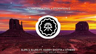 _Quantum x Owl x StormwavZ - Moving Hectic Mega Mashup [Mashup #142]
