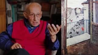«Вечный Май» - маленький фильм о Минске и последнее интервью художника Мая Данцига