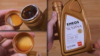 Eneos Sustina 5W40 original engine oil show