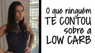 Verdades sobre a Low Carb a longo prazo | Malu Perini | Você MAIS Fitness
