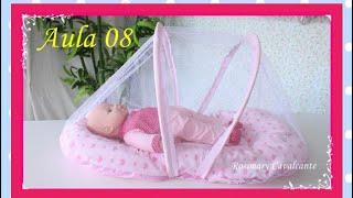 Mosquiteiro Portátil para Bebê