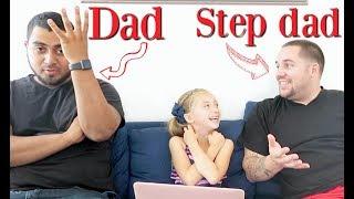 DAD & STEP DAD - POP QUIZ!