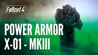Fallout 4 - Como pegar a Power Armor X-01 - MKIII? - Localização