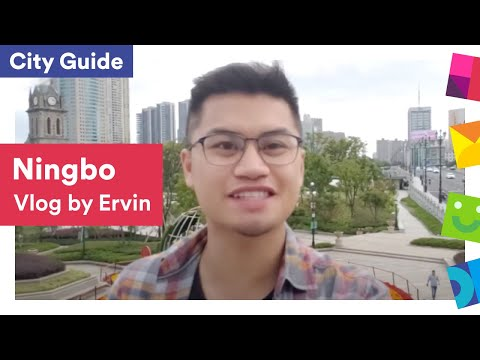 Teaching in China: Ningbo City Guide
