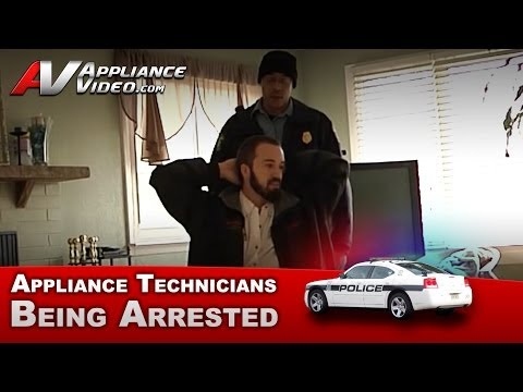 Appliance Service Technicians Arrested in Customers Home -Incredible responses