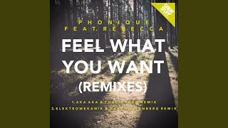Feel What You Want (AKA AKA & Thalstroem Remix)