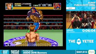 Super Punch-Out!! by zallard1 in 15:53 - Awesome Games Done Quick 2016 - Part 110