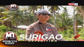 Motorcycle Diaries: The Surigao Expedition