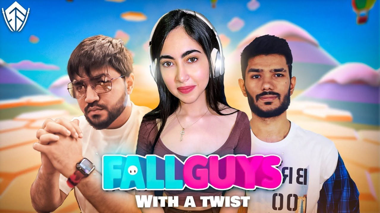 Fall Guys with Truth or Dare? ? | Ft. @WILLY GAMING   & @Hastar BTC