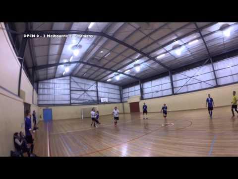 Futsal Fever Mulgrave Season 4 Week 7: DPEN vs Melbourne Evertonians