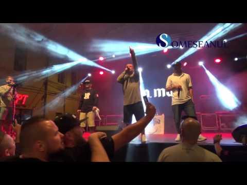 BUG Mafia LIVE la Zilele Municipiului Dej 2016