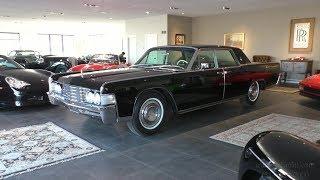 1965 Lincoln Continental from Daniel Schmitt & Co. Classic Cars