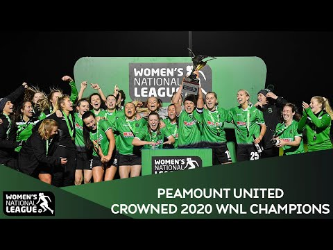 Peamount United crowned 2020 WNL champions