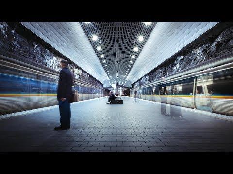 Underground Photography (behind the scenes)