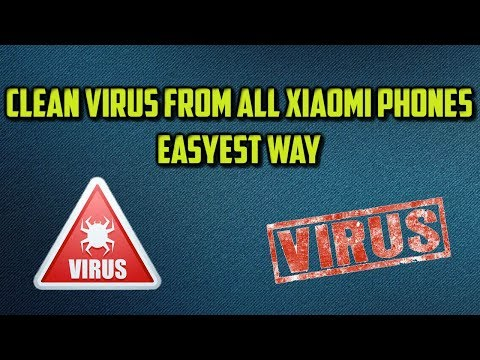HOW TO CLEAN VIRUS FROM ANY XIAOMI SMARTPHONE