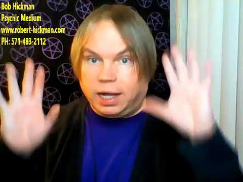Messages from the Spirit World 12-12-2017 with Bob Hickman Psychic Medium