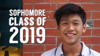 ISKL Class of 2019 - Sophomore Lip Dub