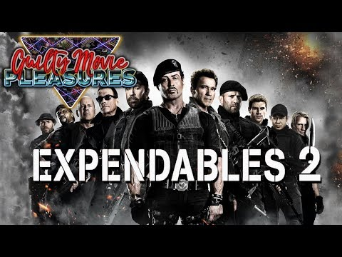 The Expendables 2 2012 Is A Guilty Movie Pleasure Youtube