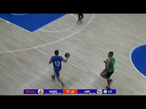 НБА 19.12.2020 BAD BOYS - АЗОФТ