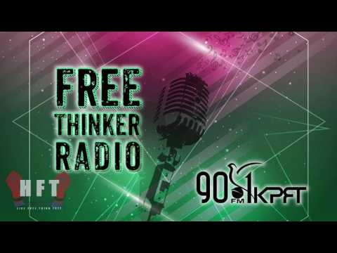 Free Thinker Radio(10/3/16)  Feat. Shalva
