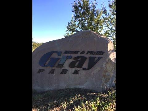 Gray's Park - Strathmore Alberta