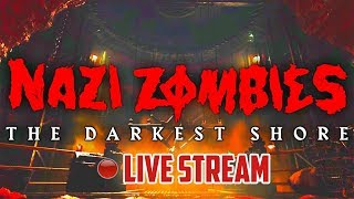 Darkest Shore [Nazi Zombies] |Call of Duty: WW2 NEW UPDATE |Live Stream