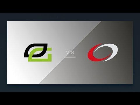 CS:GO - OpTic vs. CLG [Cache] Map 2 - NA Day 21 - ESL Pro League Season 6