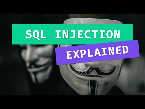Sql Injection Explained (Beginner Friendly)