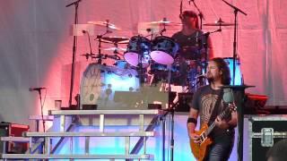 3 Doors Down - Round and Round, Live at The Innsbrook, Glen Allen, Va. 6/5/12 Song #9