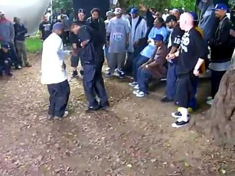 C Walk Vs B Walk Dance Of Gangsta Rap Youtube