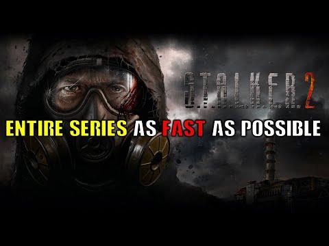 (Super Short) Entire S.T.A.L.K.E.R. Series Recap As Fast As Possible