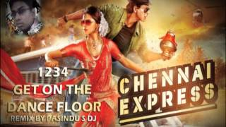 1234 Get On The Dance Floor Pasindu
