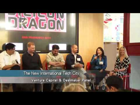 Silicon Dragon SF 2014: Venture Capital & Dealmaker Panel