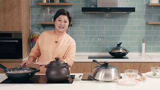《Gigi煮嘢》第二集 - 節瓜響螺瑤柱湯/Fuzzy melon soup with conch and conpoy
