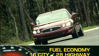 2009 Buick LaCrosse Overview