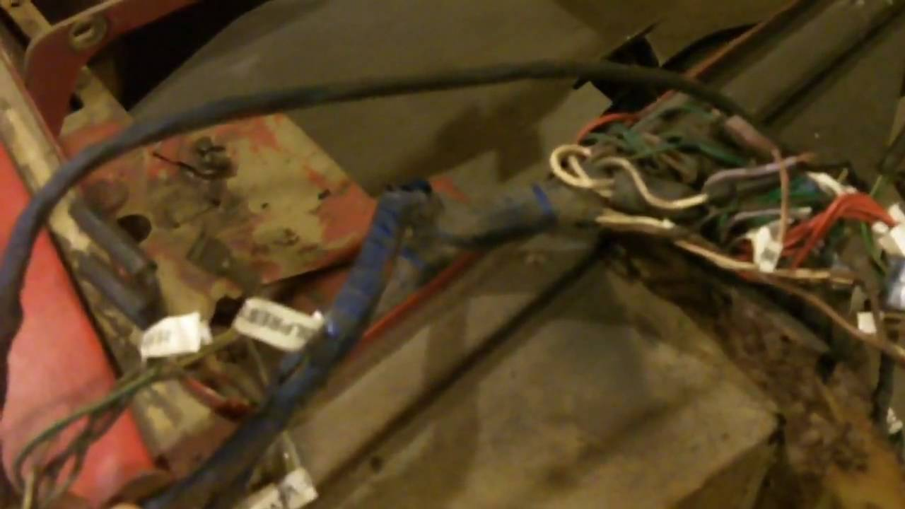 Mga Wiring Harness Routing Free Download On 1600 Forum Mg Experience Forums The Mg57 Wire Removal Youtube Loom At