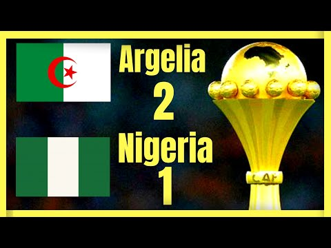 👉⚽Argelia vs Nigeria 2-1•Resumen y goles 2019• Copa África 2019•Highlights & goals.Algeria vs Níger
