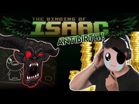 Cain fait monter la HYPE ! - [Binding Of Isaac Antibirth]