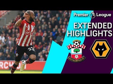 Southampton v. Wolves | PREMIER LEAGUE EXTENDED HIGHLIGHTS | 4/13/19 | NBC Sports